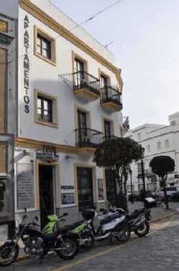 Apartamentos Trujillo 201
