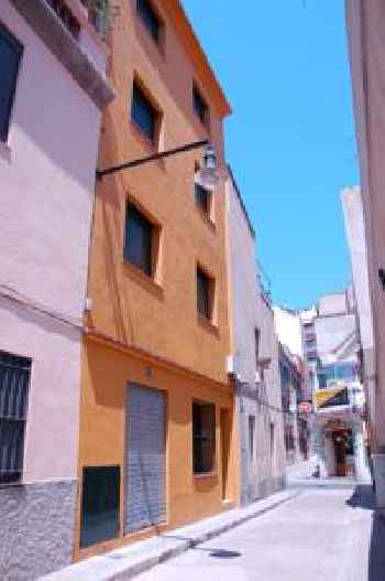Apartments Sant Lluis CENTER, 2 min walk from the sea 201