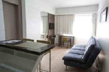 Flat Itaim Suites São Paulo 201