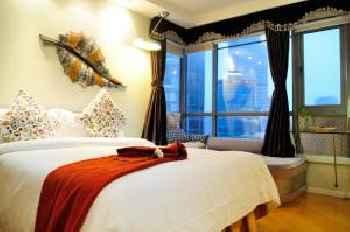 Shanghai Kingland Serviced Apartment 219