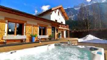 Mont Blanc Spa Chalet 228