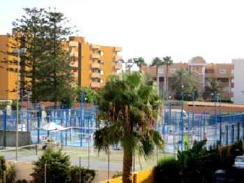 2 bedroom apartment L\'Ancora in the Arenal Beach