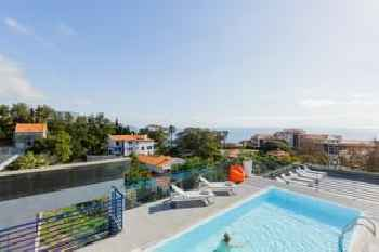 Terrace Mar Suite Hotel 219