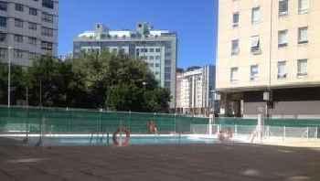 apartamento espi con piscina