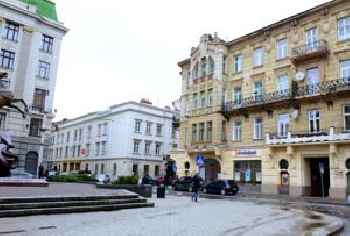 Lviv\'s University Apartments