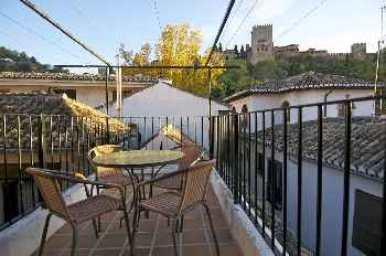Granada - Albaicin (Apt. 403975)