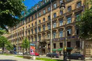Nevsky Grand Apartments 201
