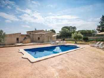 Holiday Home Es Jornets 220