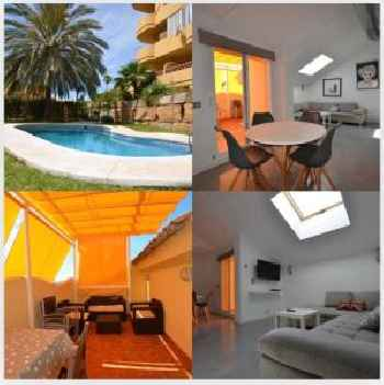 The Sunny Penthouse Los pacos, Fuengirola 201