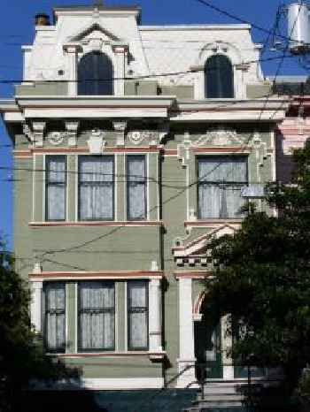Classic 2 BR Victorian, Lower Haight 201