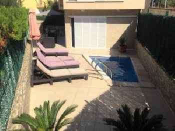 delightful house in alcudia, majorca, with swimming pool, 200 metres from the...