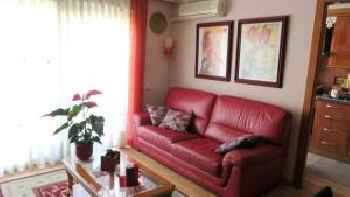 apartment with 2 bedrooms in canet de mar, with wonderful mountain view, balc...