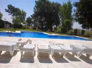 elegant apartment by islantilla beach with shared pool, garden view, terrace ...