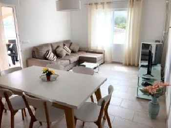 apartment with 3 bedrooms in jávea, with private pool, enclosed garden and wi...
