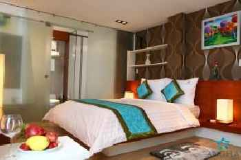 Angela Boutique Serviced Residence 219