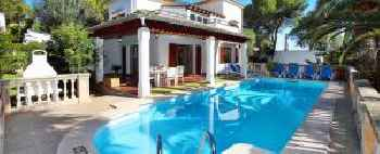 Portopetro Villa Sleeps 6 Pool Air Con WiFi 213