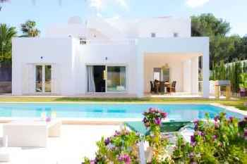 Cala Egos Villa Sleeps 8 Pool WiFi 213