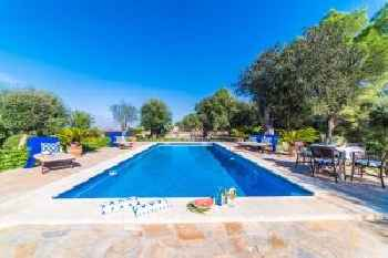 Sant Joan Villa Sleeps 4 Pool WiFi 220