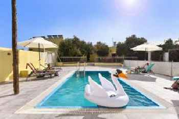 Los Algodones Cottage with Pool 213