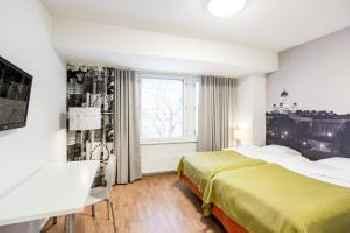 Forenom Aparthotel Helsinki Herttoniemi 219