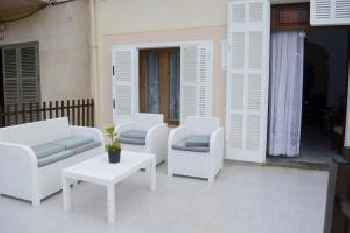 house with 2 bedrooms in santa margalida - can picafort, with wonderful city ...