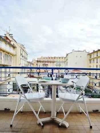 Apart Hotel Riviera - Grimaldi / Promenade des Anglais 219