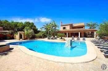 Cala d\'Or Villa Sleeps 12 Pool Air Con WiFi 213