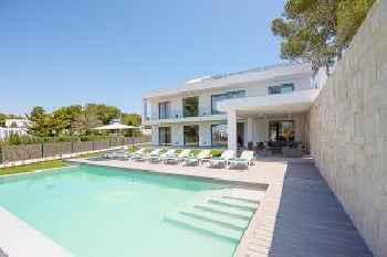 Cala d\'Or Villa Sleeps 8 Pool Air Con 213