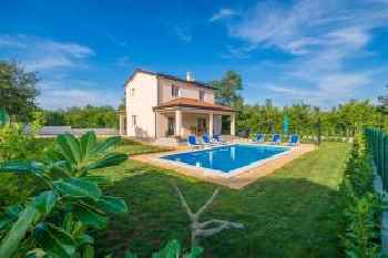 Villa Miriam with Private Pool near Rovinj 213