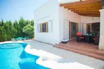 Cala Egos Villa Sleeps 8 Pool Air Con WiFi 213