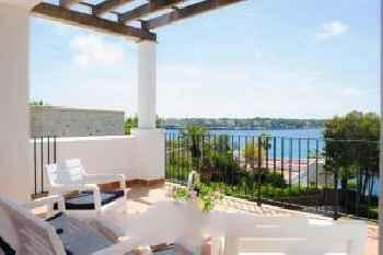 Portopetro Villa Sleeps 12 Air Con WiFi 213