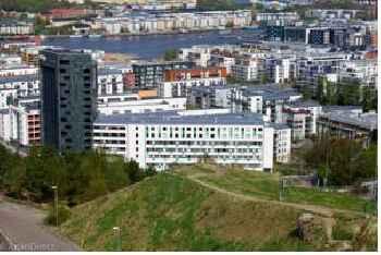 ApartDirect Hammarby Sjöstad 219