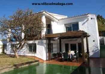 Villa Sol Málaga 220