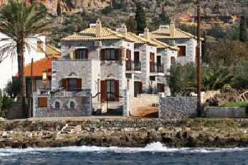 Pleiades Traditional Seaside Villas 213