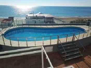 Islantilla-Apartamento con piscina y garaje en primera línea de playa 201