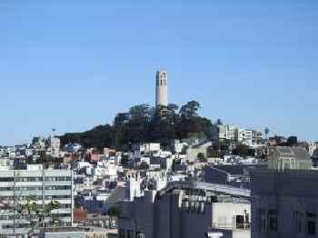 Spectacular Nob Hill Top Floor Flat 201