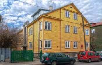 Patarei Apartment 201
