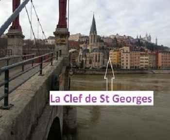 La Clef de St Georges