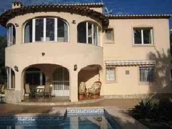 Spacious Villa in El Baladrar with Swimming Pool 213