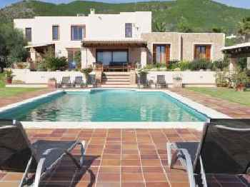 Spacious Villa in Ibiza Town with Swimming Pool 213