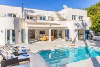 Cala Dor Luxurious Sea Views Villa with Pool 213