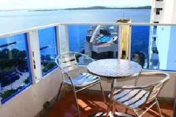 Apartamento Laguito Frente al Mar