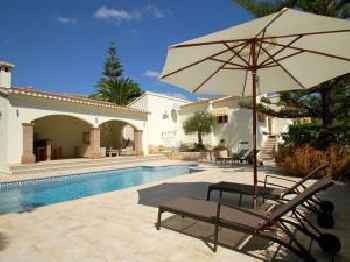 Spacious Villa in Moraira with Swimming Pool 213