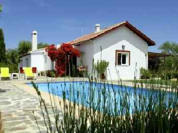 Rural Cottage in Ronda with Swimming Pool 220