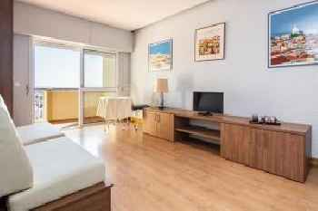 2bed studio in Cascais with sea view 201
