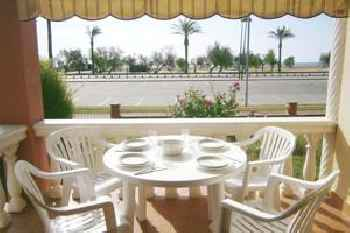 Modern Apartment in Empuriabrava Spain with Terrace 201