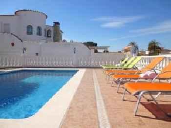 Elite Villa in Empuriabrava Spain with Private Pool 213