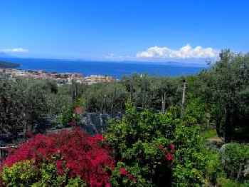 Boutique Mansion with picturesque view in Sorrento 220