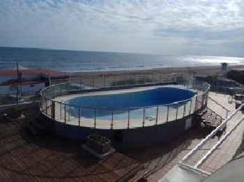 Islantilla primera linea de playa, piscina, parking 201