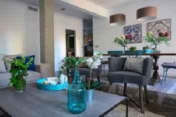 Apartamentos Living4Málaga Deluxe 201